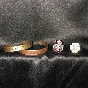 ⚠️FIRM⚠️ Costume jewelry BUNDLE